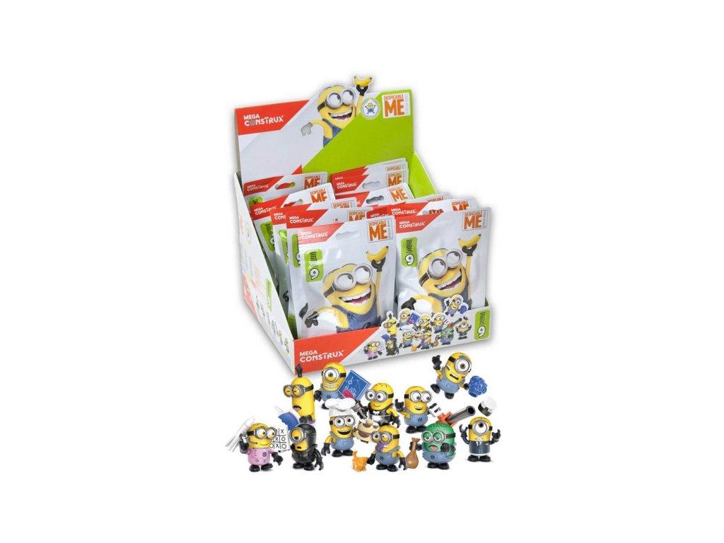 Mega Bloks figurky Mimoni