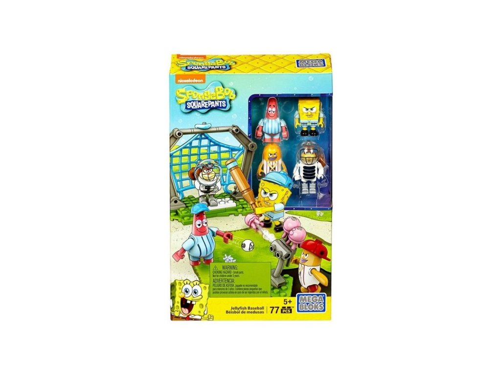 Mega Bloks Spongebob