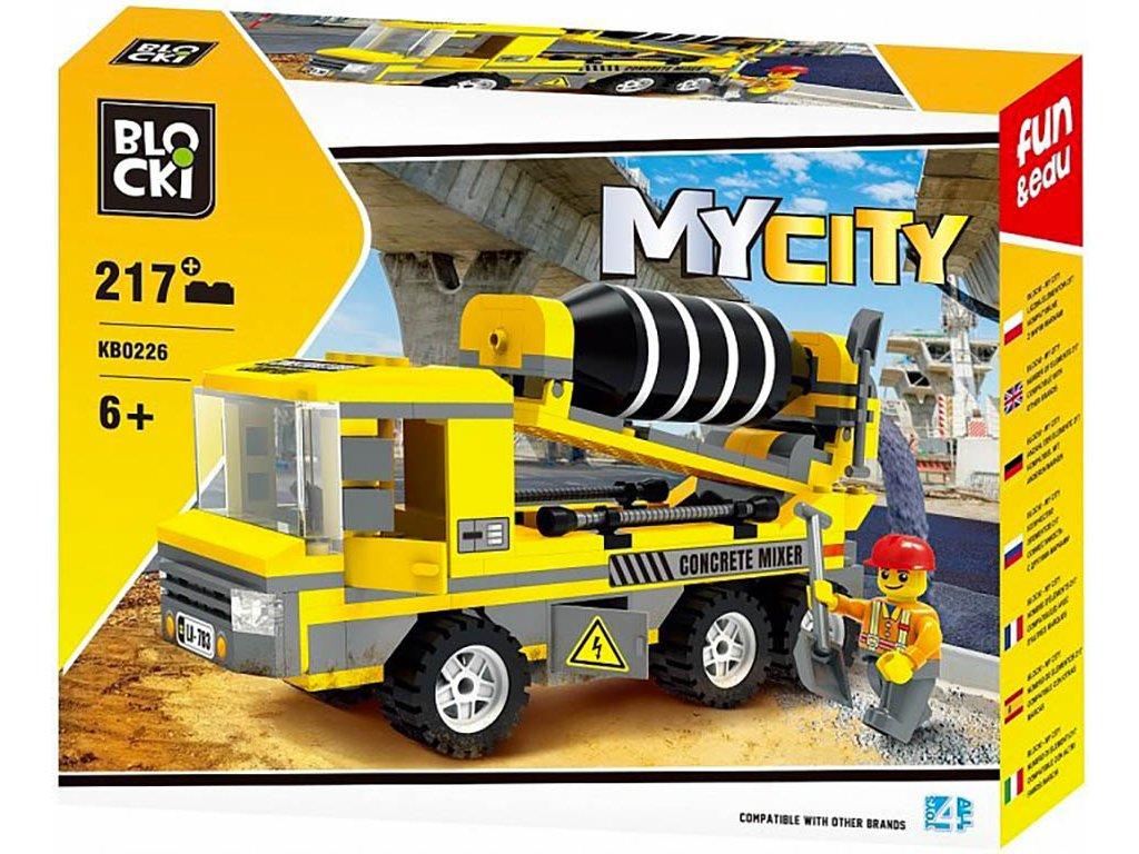 Stavebnice míchačka Lego