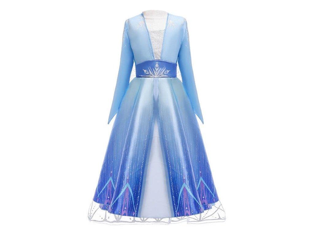Kostým, šaty Frozen Ledové království Elsa