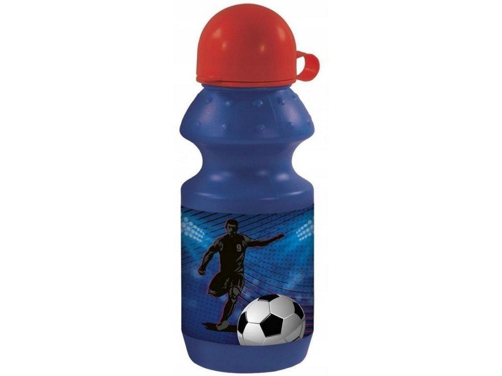 Láhev na pití fotbal