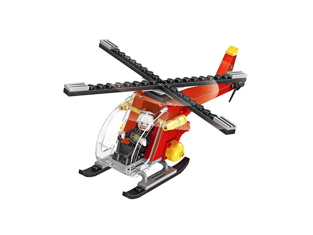 Lego stavebnice hasičská stanice