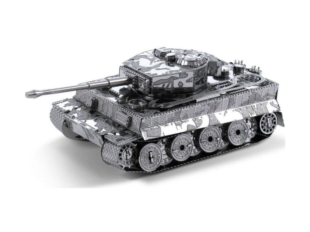 Metal Earth 3D puzzle kovový Tank Tiger I