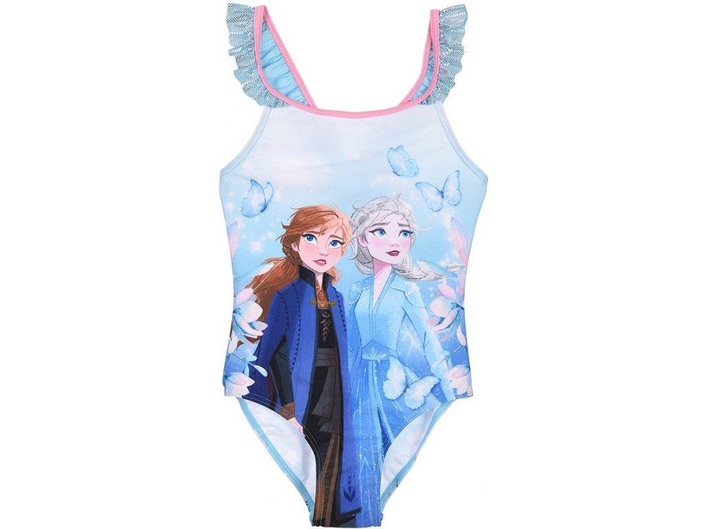 Dívčí plavky Frozen 2 Ledové království
