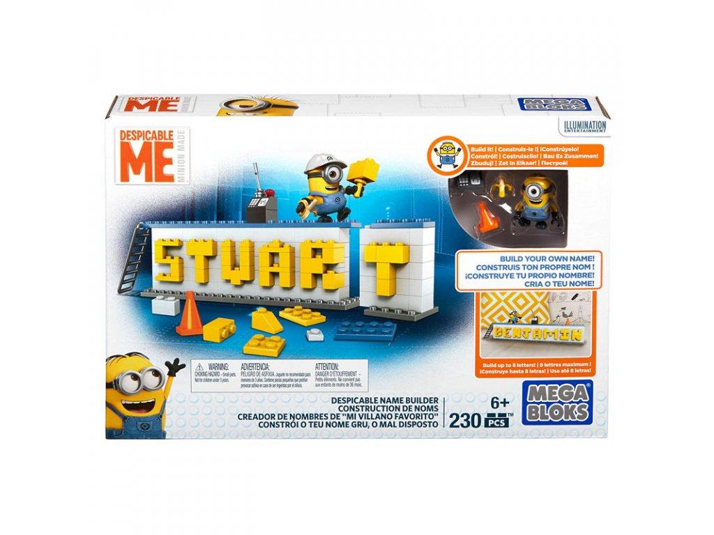 Stavebnice Mega Bloks Mimoni