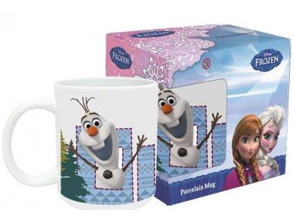 Keramický hrnek Frozen Olaf