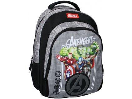 Batoh Avengers 44cm šedý