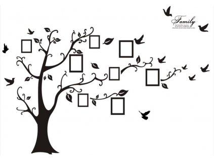 Samolepka na zeď strom života