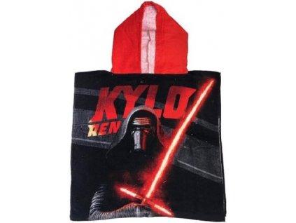 Pončo Star Wars s kapucí