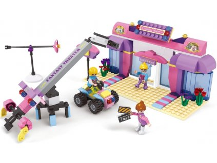 Stavebnice Lego Friends Filmové studio