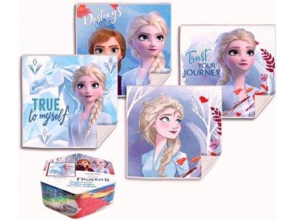Magický ručník Frozen 2 Ledové království