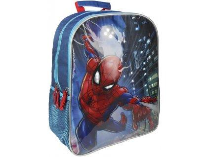 Batoh Spiderman LED