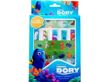 Dětské samolepky Nemo Dory