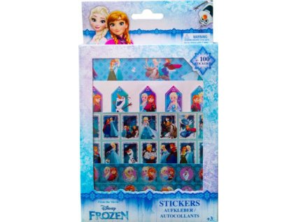 Dětské samolepky Frozen