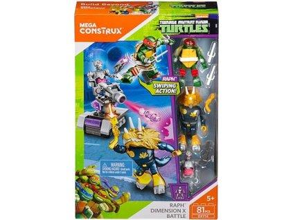 Stavebnice Mega Bloks Želvy Ninja
