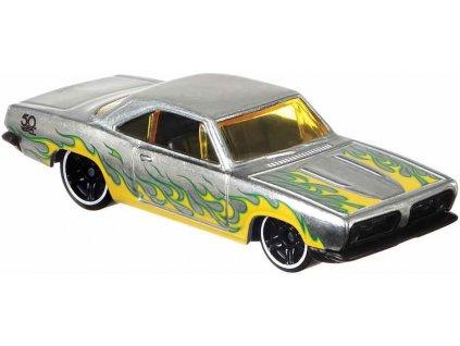 Hot Wheels Zamac Plymouth Barracuda