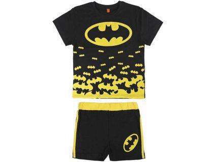 Dětský komplet Batman tričko a kraťasy