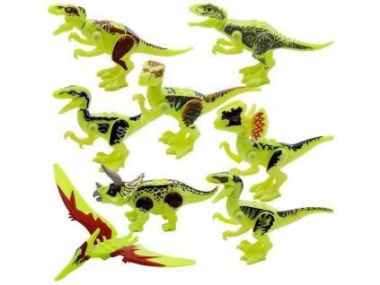 Figurky, minifigurky Jurský park dinosauři