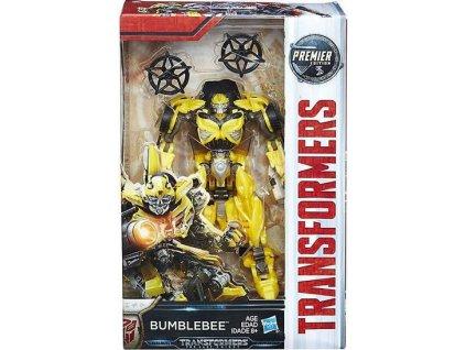 Figurka Transformers Bumblebee Premier Edition Deluxe
