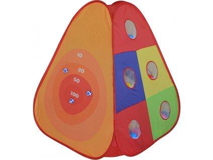 Dětský hrací stan Bullseye