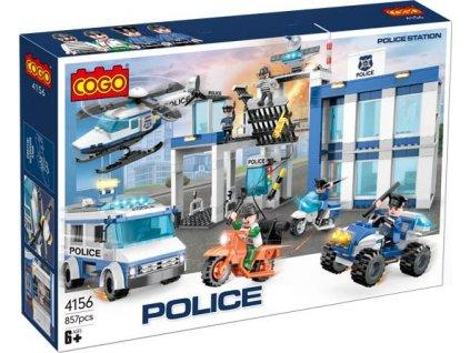 Lego stavebnice policejní stanice