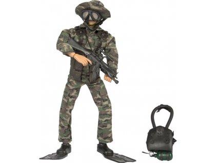 Voják Navy seal special ops