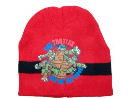 Čepice želvy ninja tmnt