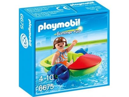 Playmobil 6675 Lodička