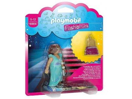Playmobil 6884 Módní dívka - Večírek
