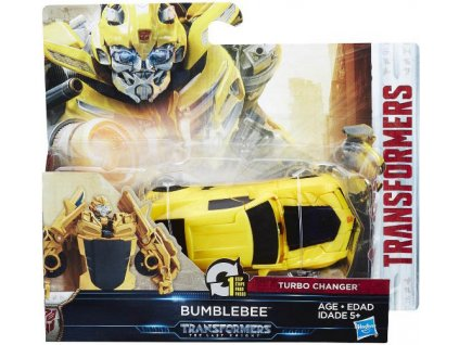 Figurka Transformers Turbo transformace Bumblebee