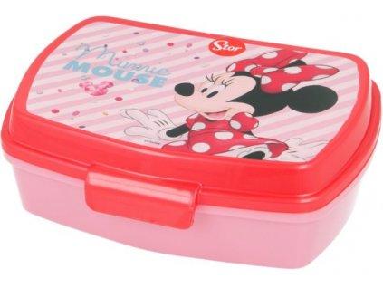Box na svačinu Minnie Mouse