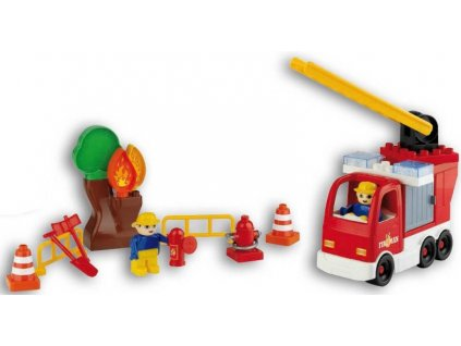 Stavebnice Lego Duplo hasiči