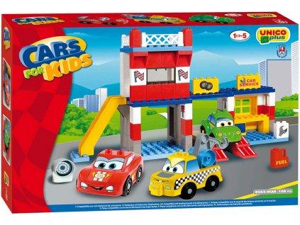 Stavebnice Lego Duplo Autoservis