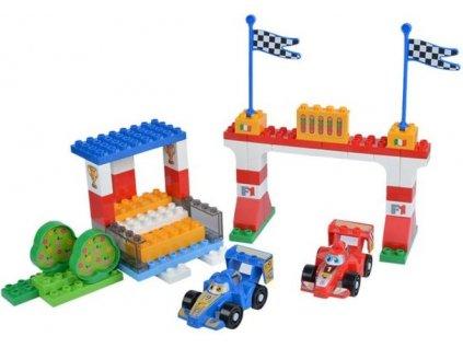 Stavebnice Lego Duplo Autodrom F1