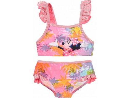 Dívčí plavky Minnie Baby