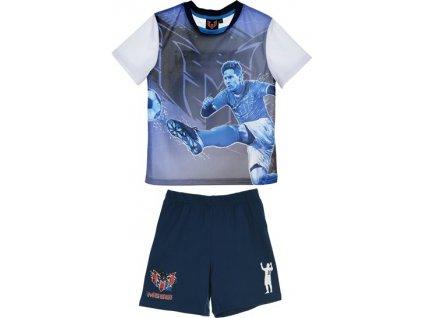 Dětský komplet tričko kraťasy Lionel Messi