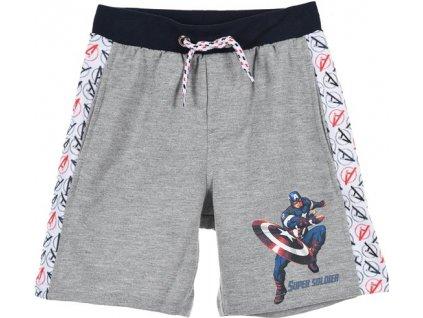 Chlapecké šortky kraťasy Avengers