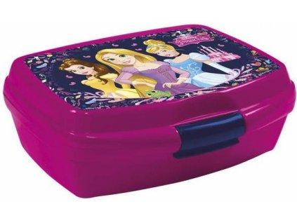 Box na svačinu princezny