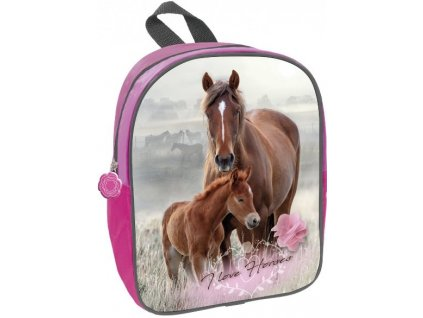 Dětský batoh koně