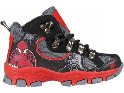 Chlapecké outdoorové boty Spiderman