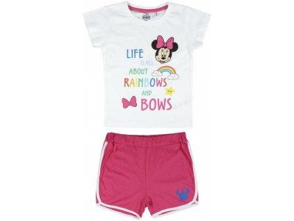 Dívčí pyžamo Minnie Mouse