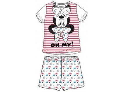 Dětské pyžamo Minnie Mouse