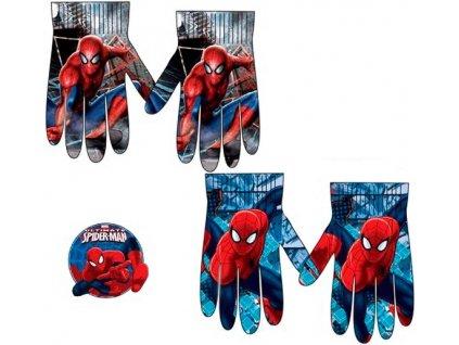 Rukavice Spiderman