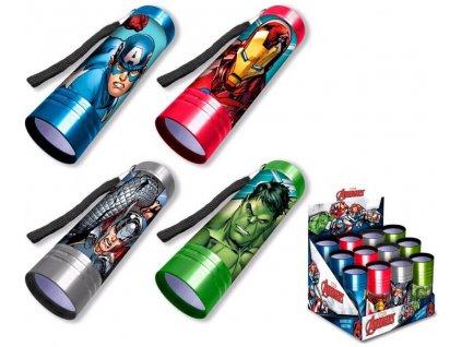 LED baterka Avengers