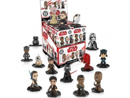 Star Wars Mystery minies figurky - krabička s překvapením