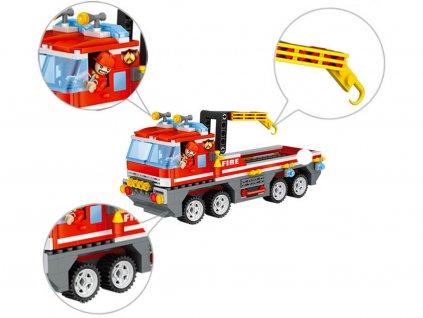 Lego stavebnice hasiči