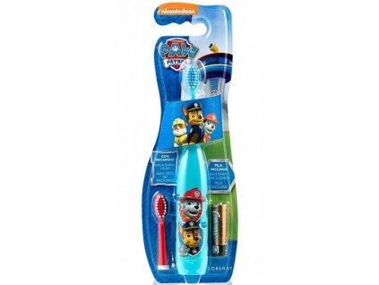 Elektrický zubní kartáček Paw Patrol