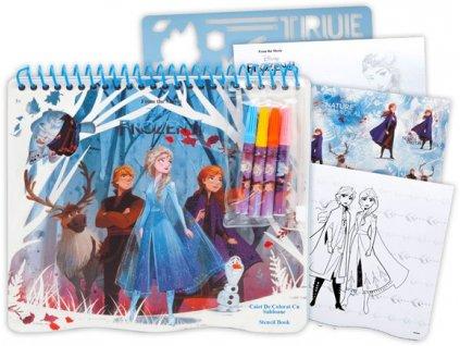 Kreativní a zábavní sada Frozen 2