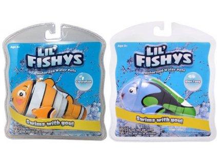 Lil' Fishys robotická ryba