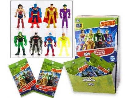 Justice League Mighty Minis figurky - sáček s překvapením